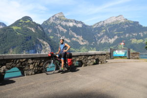 Bike tour in Switzerland
