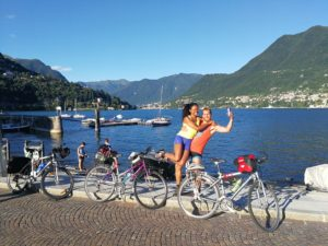 italian cycling tour