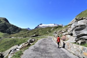 a good hike