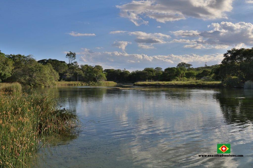 Fazenda Pratinha - Rio Pratinha