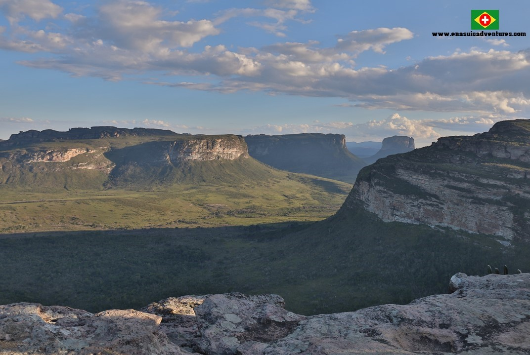 Morro do Pai Inácio - Chapada Diamantina