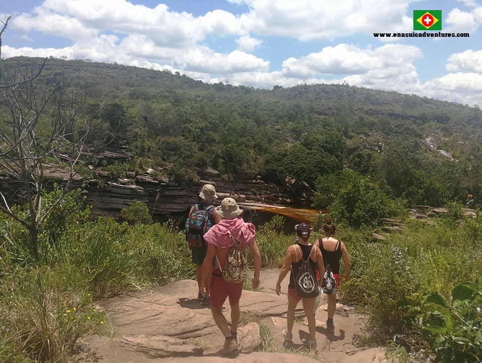 Mucugezinho River - Chapada Diamantina