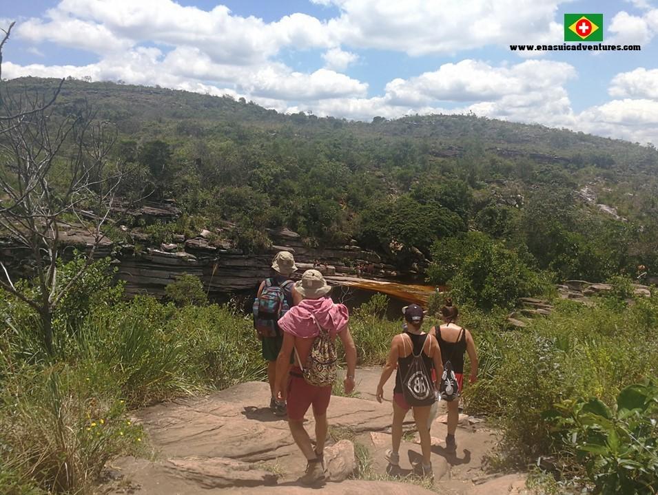 Rio Mucugezinho- Chapada Diamantina