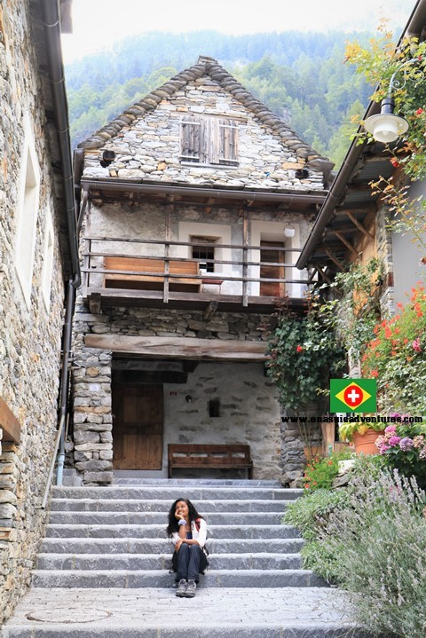 Valle Verzasca - um paraíso - Valle Verzasca - Vale Verzasca - Sonogno - Ticino
