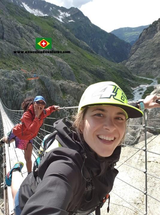 Ponte Triftbrücke - Ponte Trift