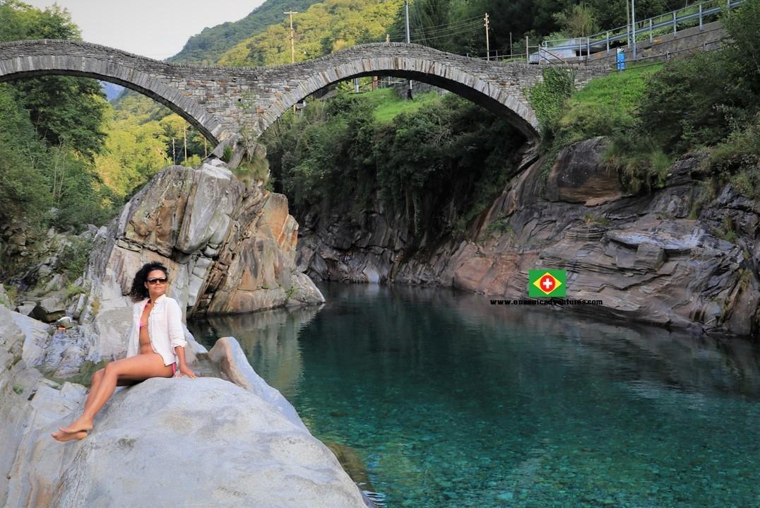 Ponte dei Salti - ponte do Salto - Ticino - Vale Verzasca