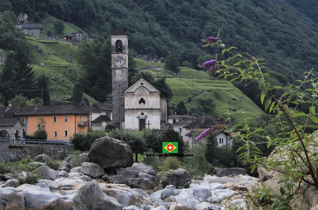 Valle Verzasca - um paraíso - Valle Verzasca - Vale Verzasca - Ponte dei Salti - Ponte do Salto